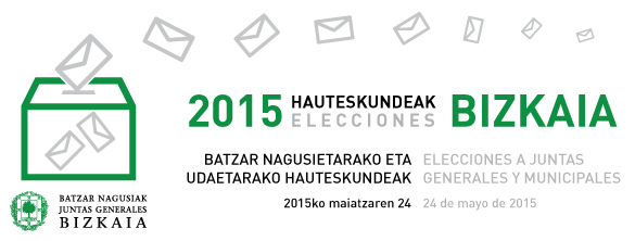 2015 Elecciones Bizkaia