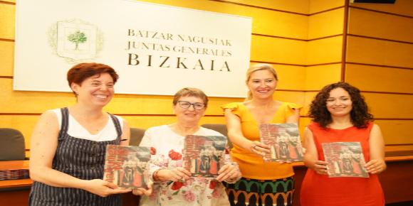 """""""Patrimonio oculto. Realidades de las mujeres en Bizkaia"""""""