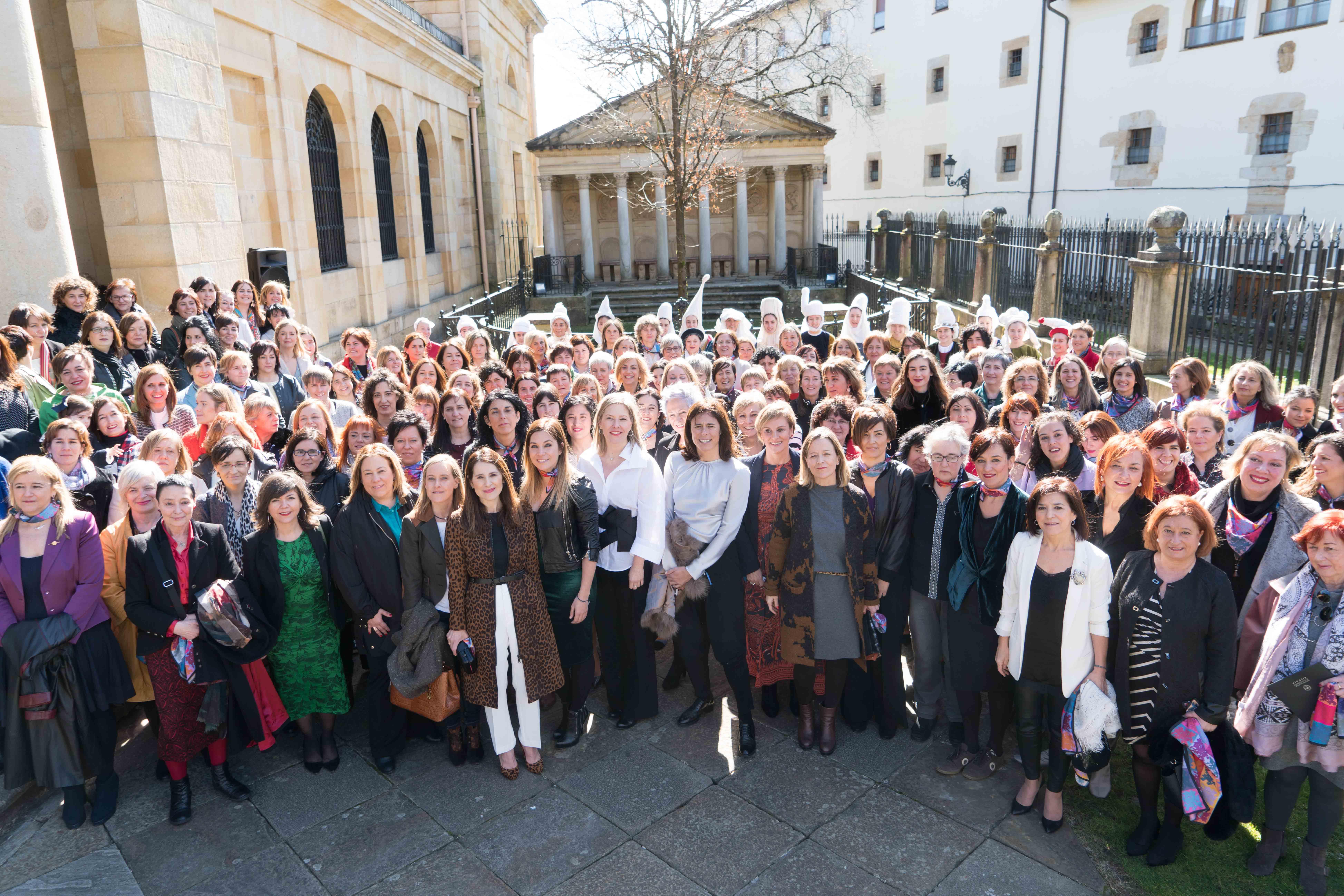 II Asamblea de Mujeres Electas Vascas