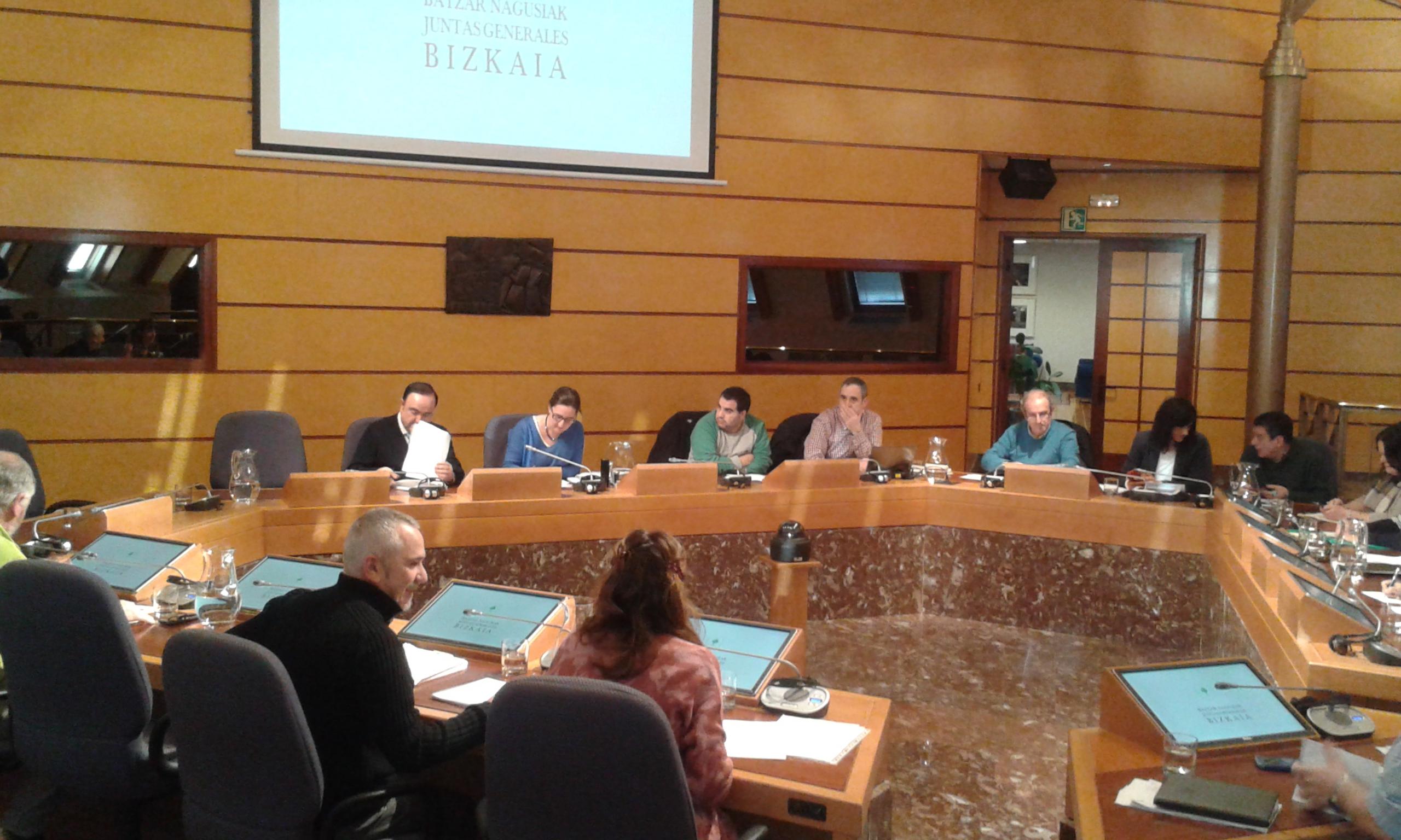 Comisión de Peticiones y Relaciones con la Ciudada