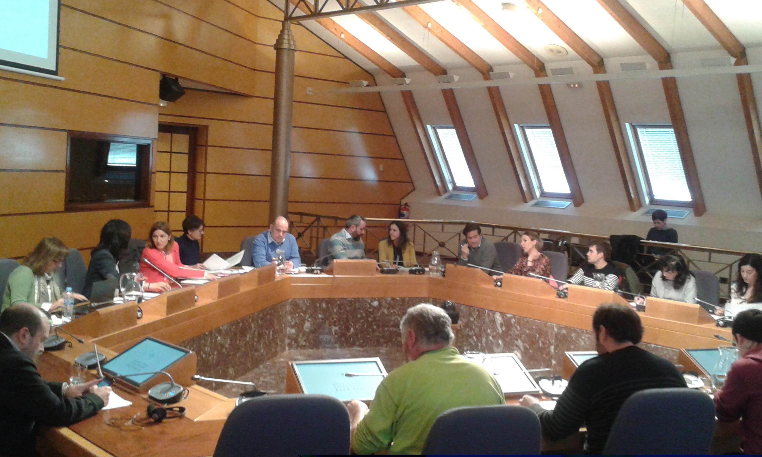 Comisión de Sostenibilidad y Medio Natural