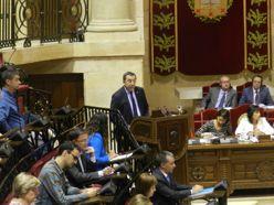 José Luis Bilbao anuncia en Gernika que no se presentará de candidato a la reelección como diputado general de Bizkaia