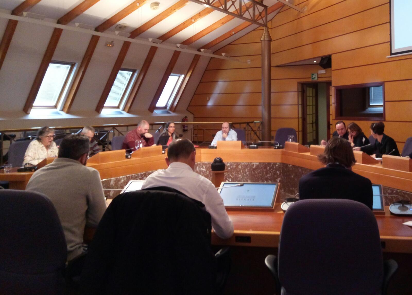 Comisión de Empleo, Inclusión Social e Igualdad