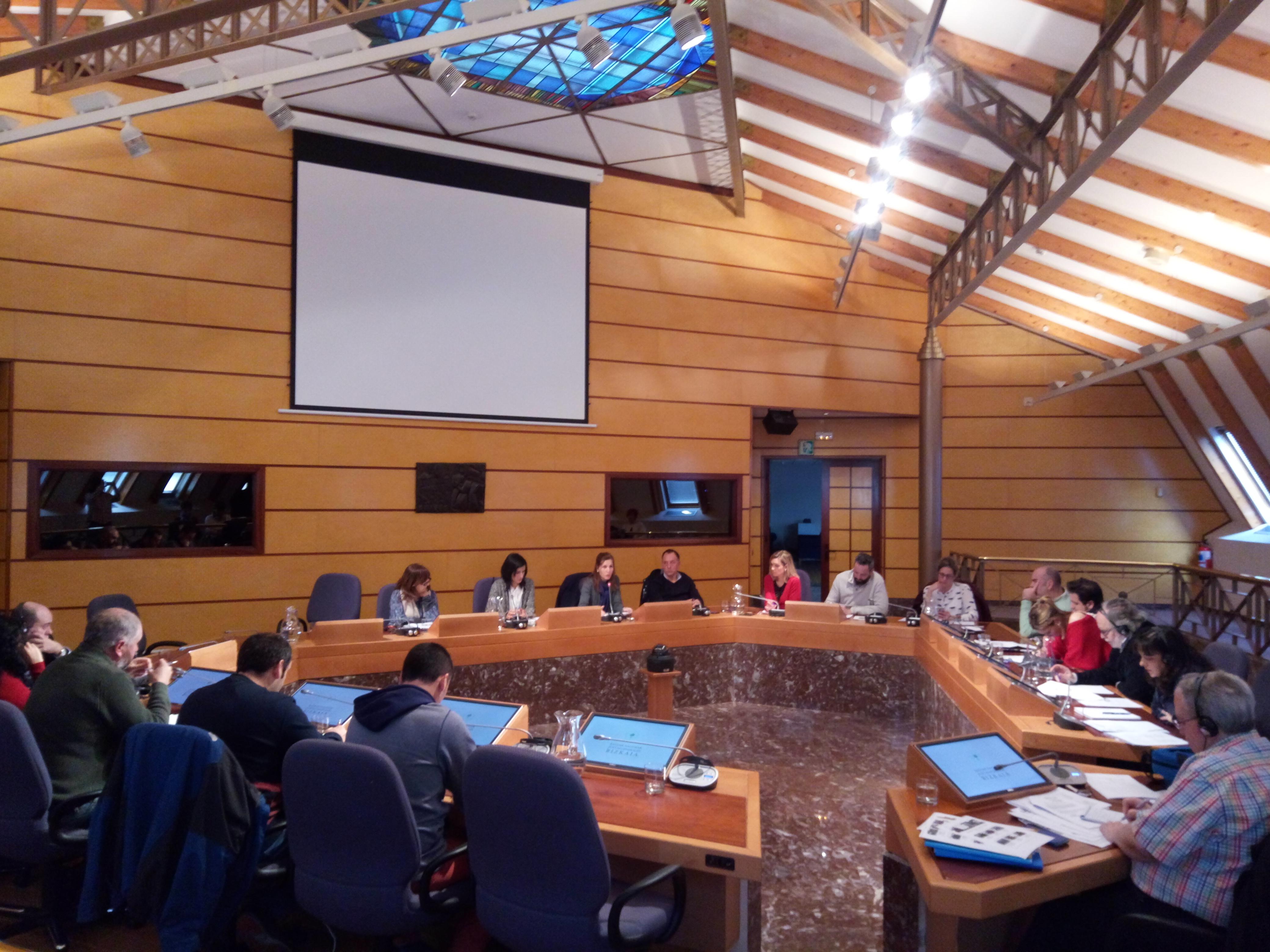 Comisión Sostenibilidad y Medio Natural
