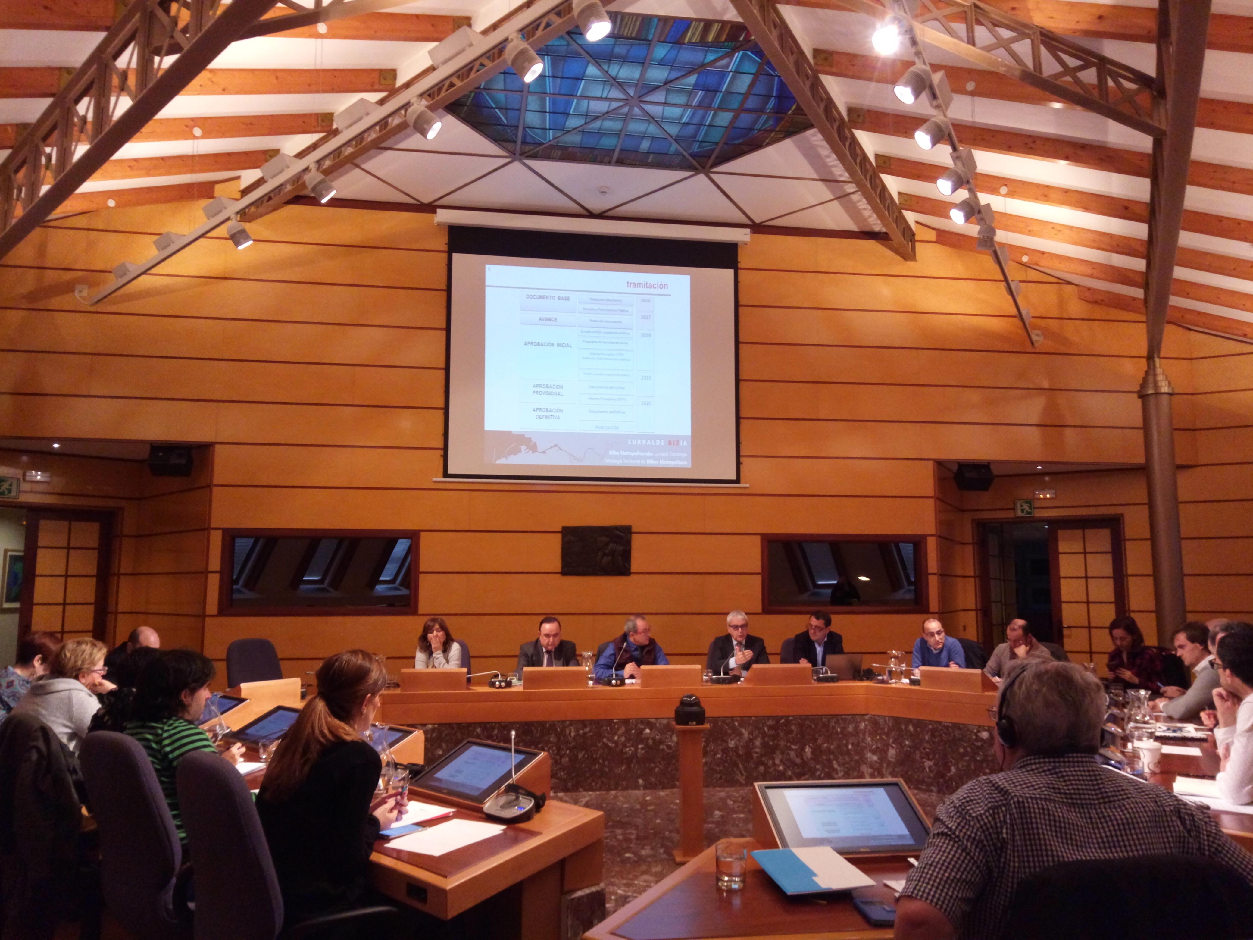 Comisión de Transporte, Movilidad y Cohesión Ter.