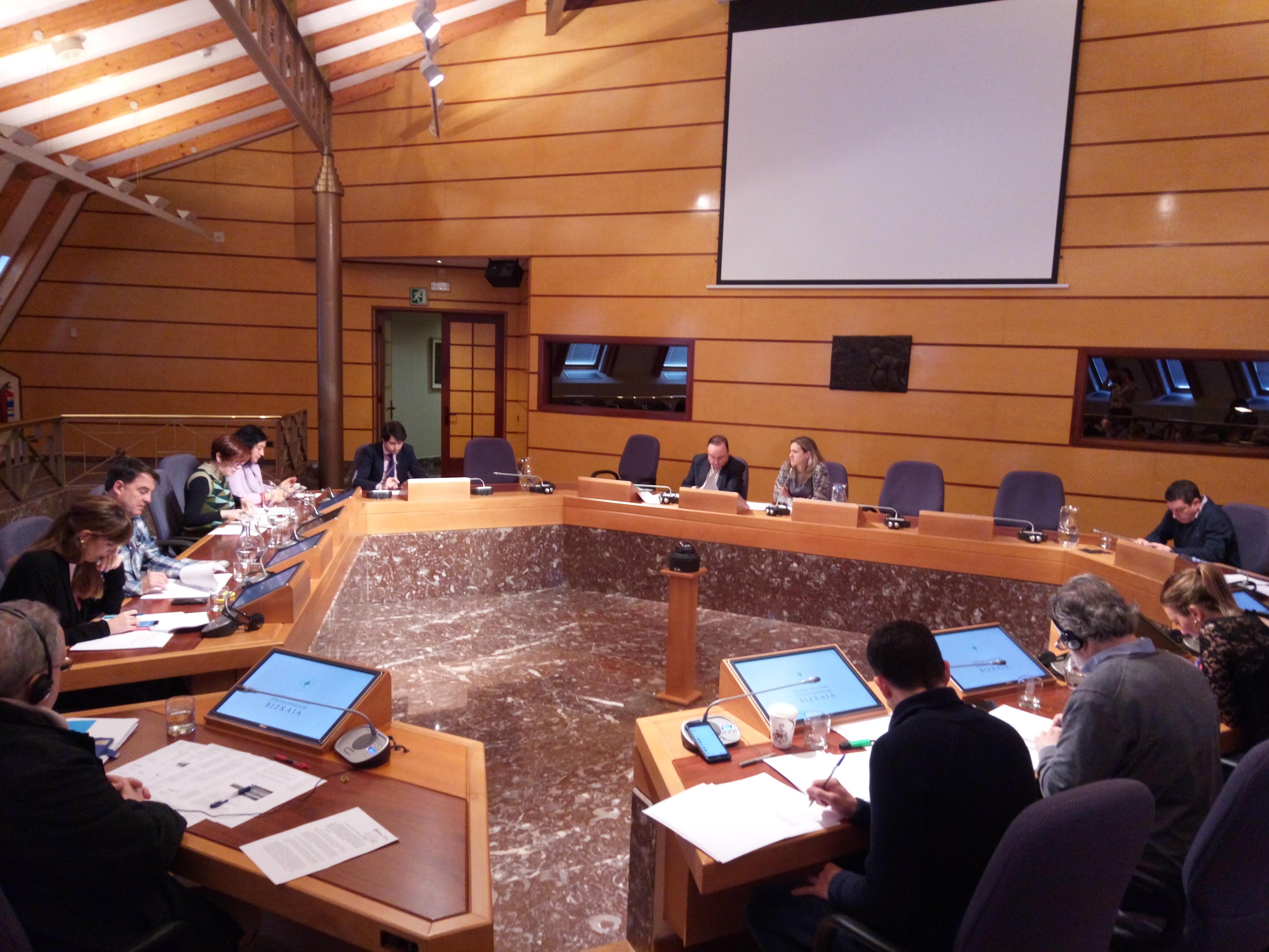 Comisión de Buen Gobierno y Transparencia