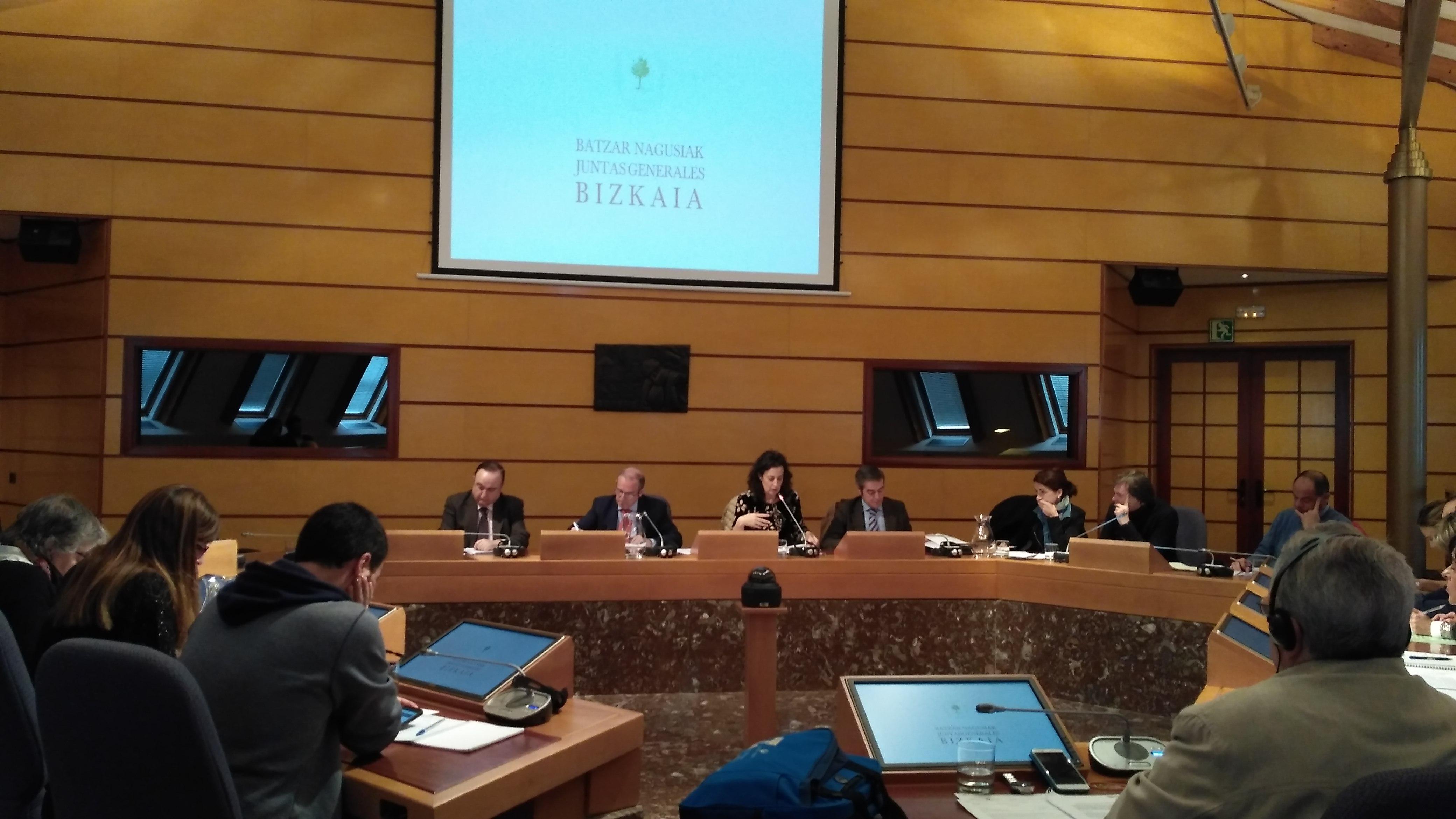 Comisión de Euskera y Cultura